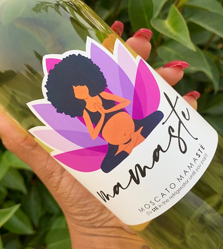 Mamaste- Wine Labels