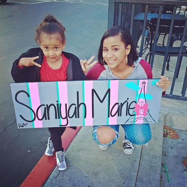 Saniyah Marie - Sacramento, CA