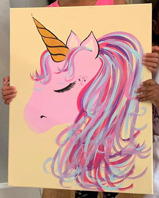 Unicorn - Paint Kit