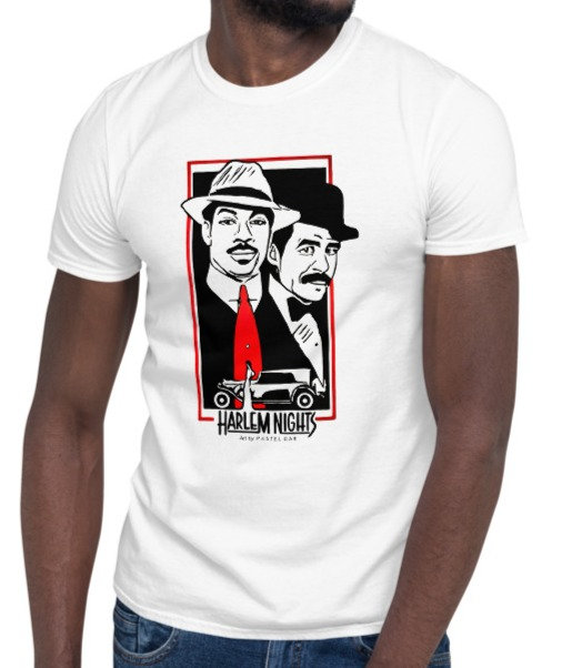 """""""Harlem"""" t-shirt"""