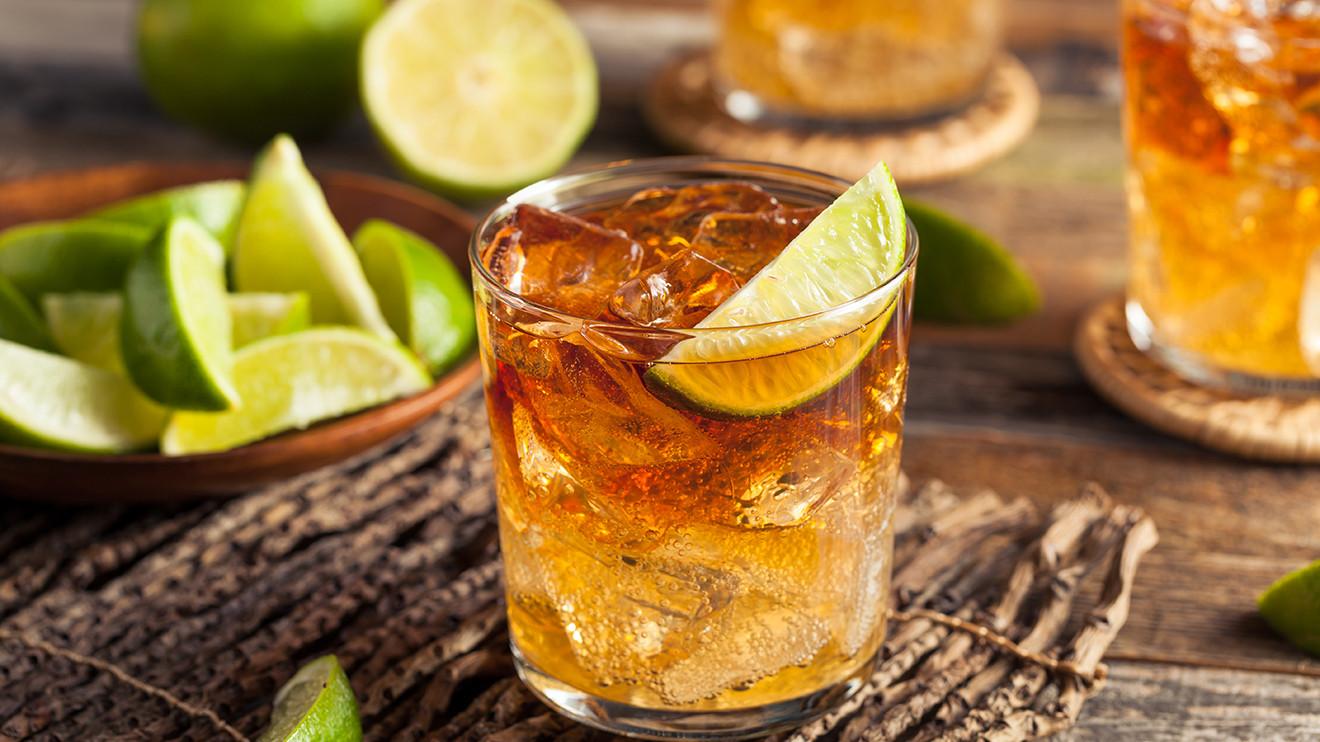 Big 5 Rum