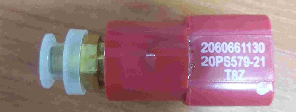 РС200-7 Датчик давления(переключатель) красный 206-06-61130\20606