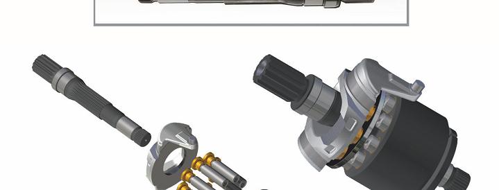 Bosch Rexroth (Рексрот) A4VG28,40,56,71,90,105,125,140,180,250