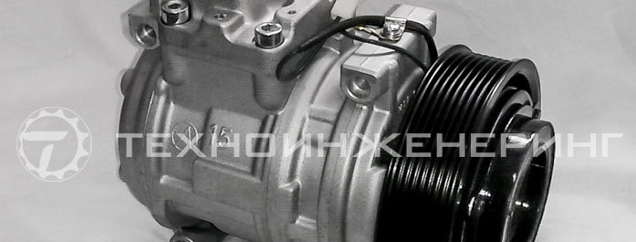 Компрессор Denso 10PA15C Mercedes-Benz / Ponsse A9062300111