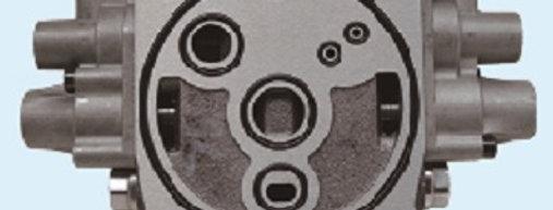 Сервисная секция PC78-3
