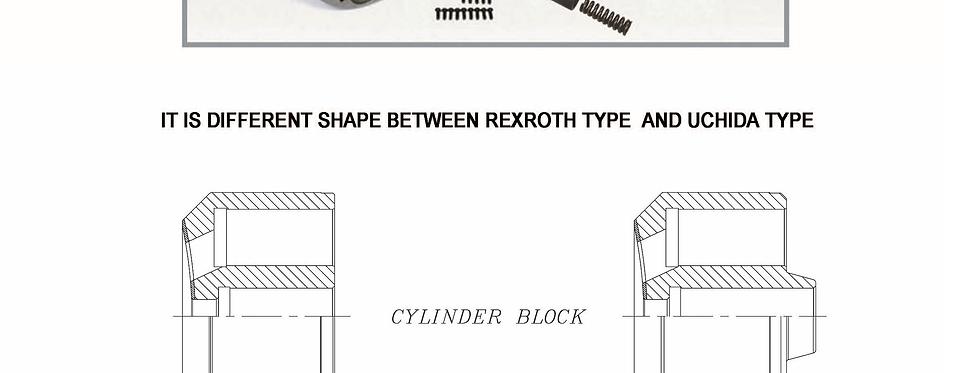 Bosch Rexroth (Рексрот) A6VM28,55,80,107,140,160,200,250,500