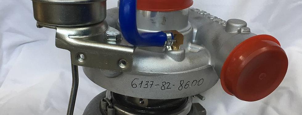 Турбина Komatsu 6D105 PC200-3