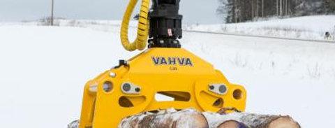 Грейферный захват Vahva C26
