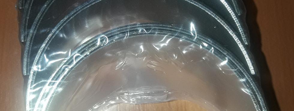 U5МЕ0033 Вкладыши шатунные коленчатого вала