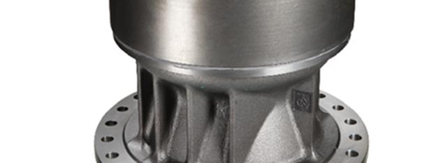 Редуктор поворота CAT336D swing reductor