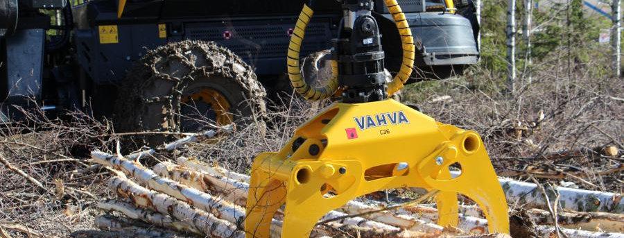 Грейферный захват Vahva C36