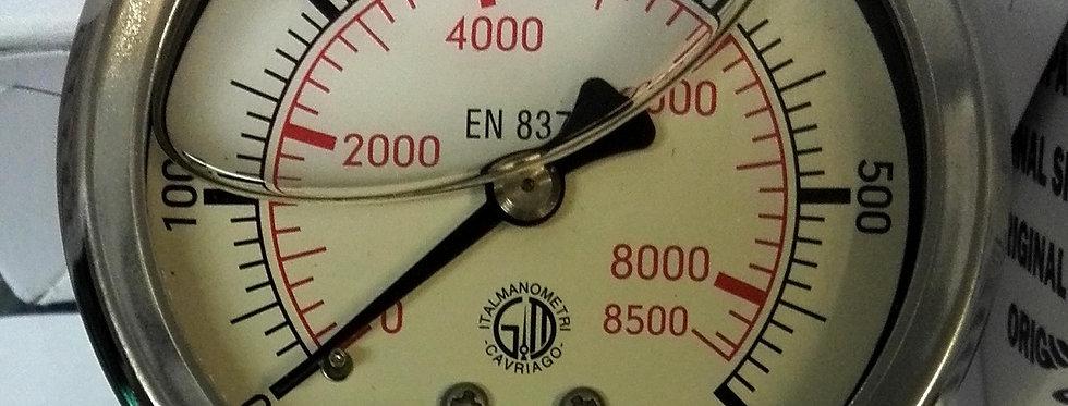 Манометр 600 bar осевой