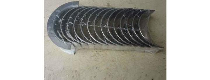 3802071 Комплект вкладышей коренной 4BT,6BT (0.25)