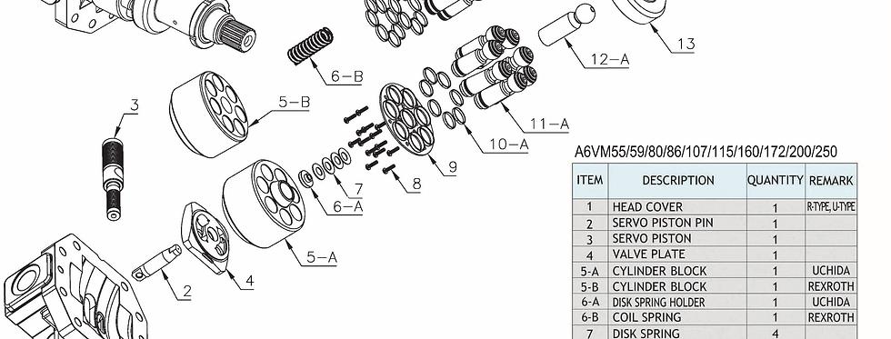 A6VM28,55,80,107,140,160,200,250,500