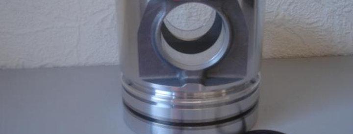 3802747 Поршень 4BT/6BT 102 мм+кольца