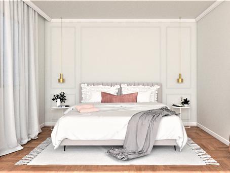 6 שלבים פשוטים לעיצוב חדר השינה שלכם