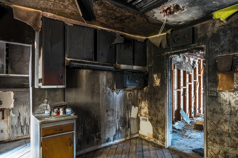 Fire Damage and Restoration