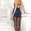 Thumbnail: Fantasy Design Pantyhose Milano Back Seam