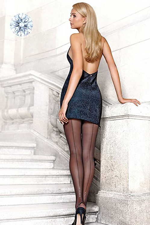 Fantasy Design Pantyhose Milano Back Seam