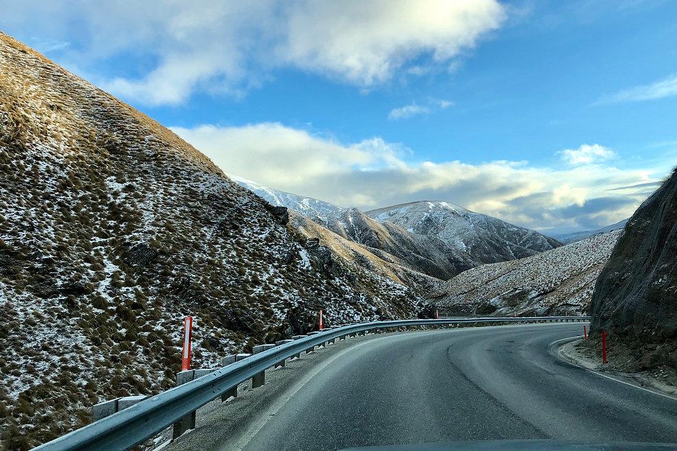 South Island NZ Landscape