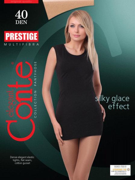 Conte America Silky-Glace Effect Prestige 40 Denier
