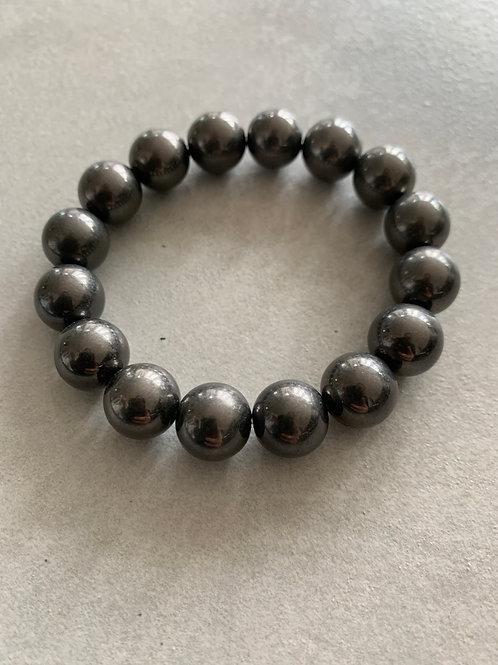 Cobalt Pearl Bracelet