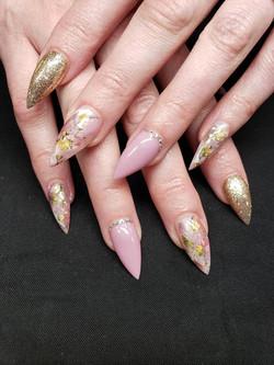 Stilletto Nails