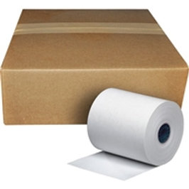 "1 Case 3"" 2PLY (Whte and Yellow) Paper (50 Rolls)"