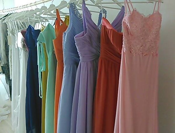 bridesmaides dresses