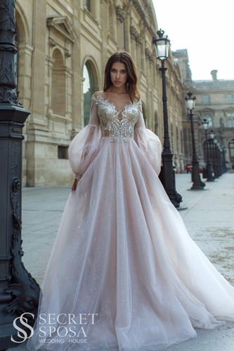jansi-wedding dress in Houston