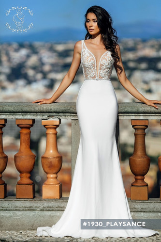 playsance - wedding dress in Houston