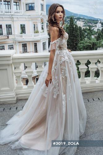 wedding dress Zola