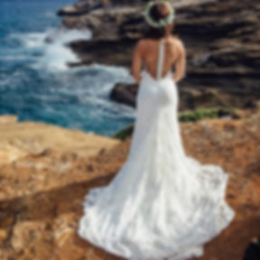 olvi's lace collection wedding dresses
