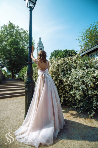 toffi-wedding dress in Houston