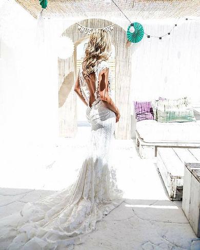 olvi's lace collection wedding dresses