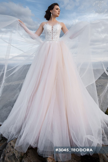 teodora-wedding dress in Houston