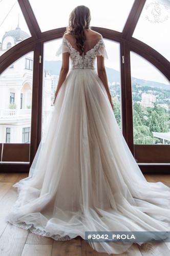 prola-wedding dress in Houston