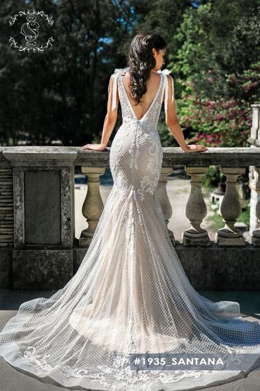 santana-wedding dress in Houston