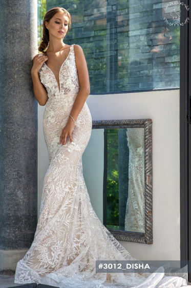 disha- wedding dress in Houston