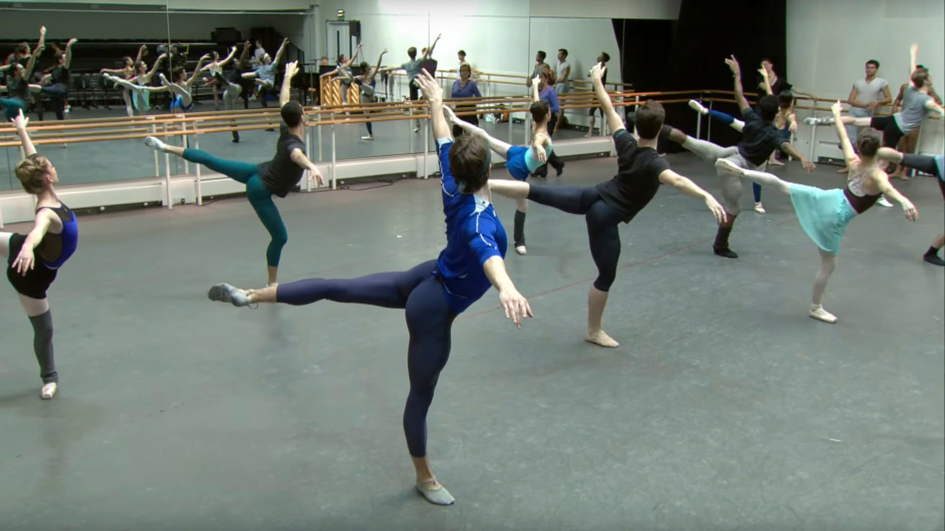 Intermediate Adult Ballet