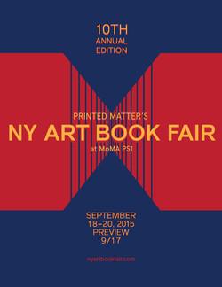 MoMA PS1: NY ART BOOK FAIR
