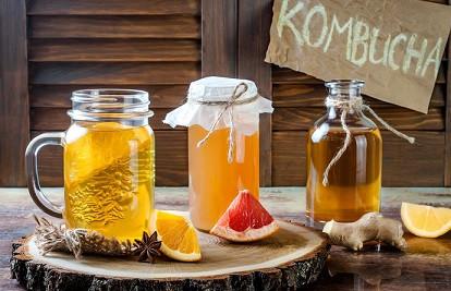 Kombucha: o chá milenar que promete emagrecer e dar energia