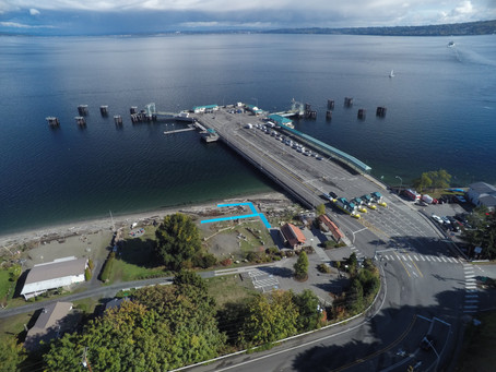 Universal Beach Accessibility on Whidbey Island