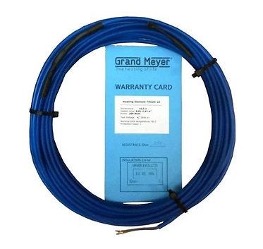 Нагревательные резистивный кабель