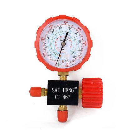 Манометр SM250R для R134a R404a R22 R410