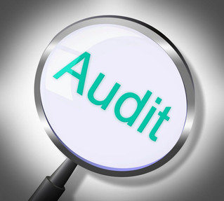 If the 'market knows', why doesn't the auditor?