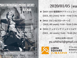 Yu-ka of FCBD®︎ WSのお知らせ