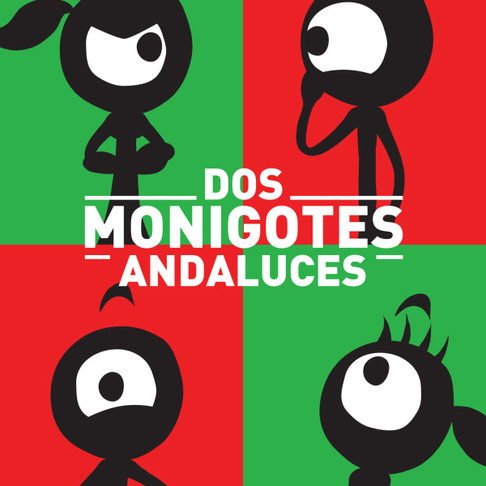 Dos monigotes andaluces