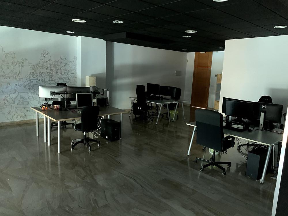 sala de post producción