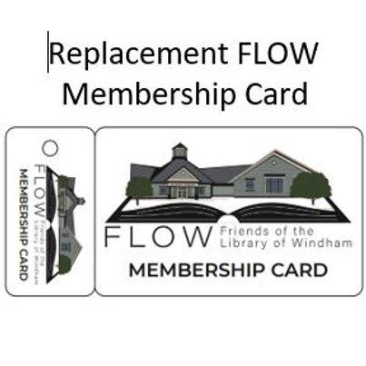 Replacement FLOW Membership Card